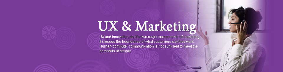 UX & Marketing